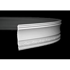 Европласт 1.50.256 гибкий Карниз