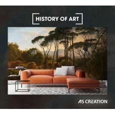 HISTORY OF ART интерьеры